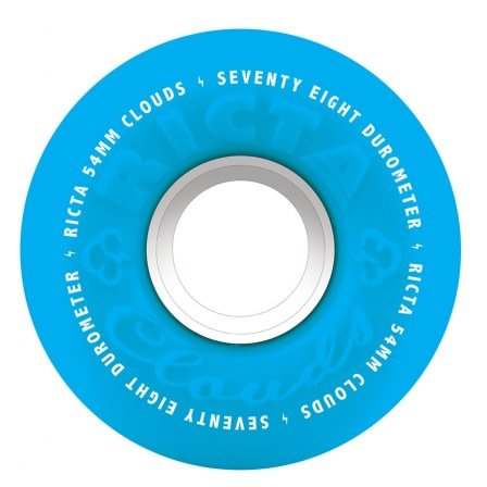 Ricta Ricta Clouds 78a Blue 54mm