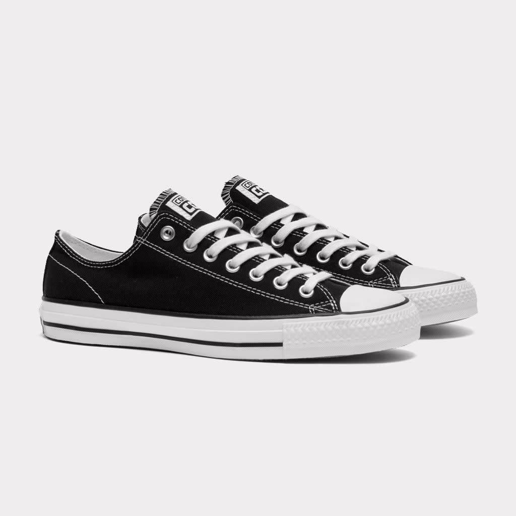 Converse USA Inc. CTAS Pro Ox Black/White Canvas Zoom