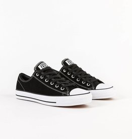 Converse USA Inc. CTAS Pro OX Black Suede