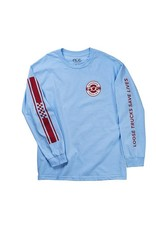 Ace Skateboard Truck Manufacturing Retro Jersey L/S Powder Blue