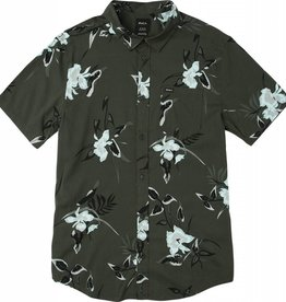 RVCA Moonflower S/S Black