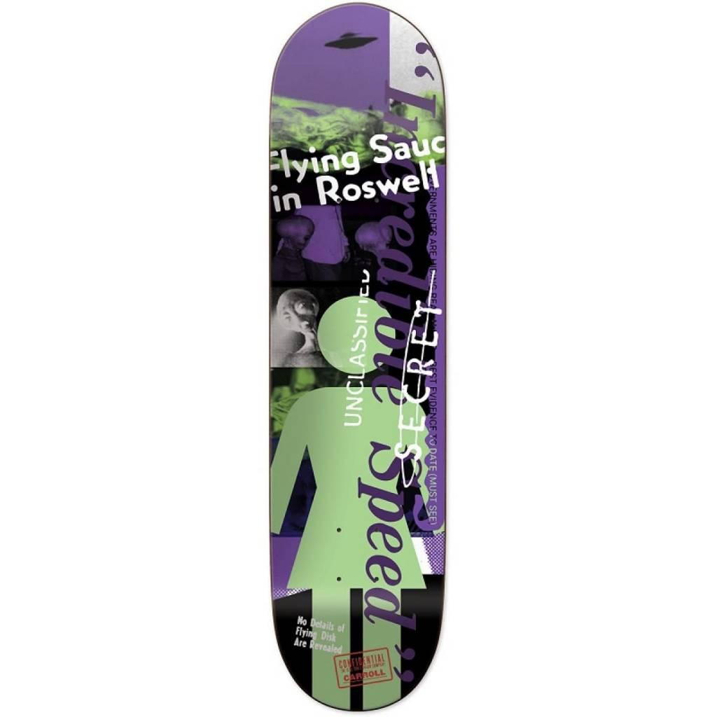 """Girl Skateboard Company Conspir-OG Carroll 8.375"""""""