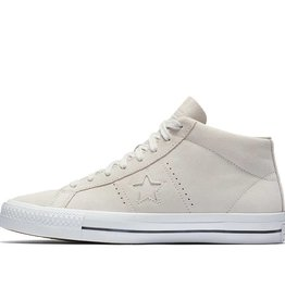 Converse USA Inc. One Star Pro Suede Mid Pale Putty