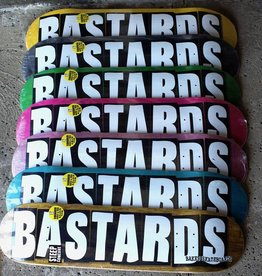 Baker Skateboards Brand Logo Bastards Deck
