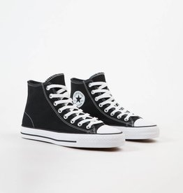 Converse USA Inc. CTAS Pro Hi Black/White Canvas