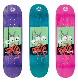 """Welcome Skateboards Masquerade on Enenra Mint/Various 8.5"""""""