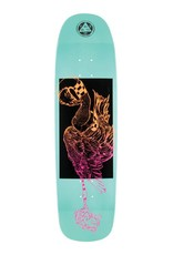 """Welcome Skateboards Rubberneck on Son of Golem Teal Dip 8.75"""""""