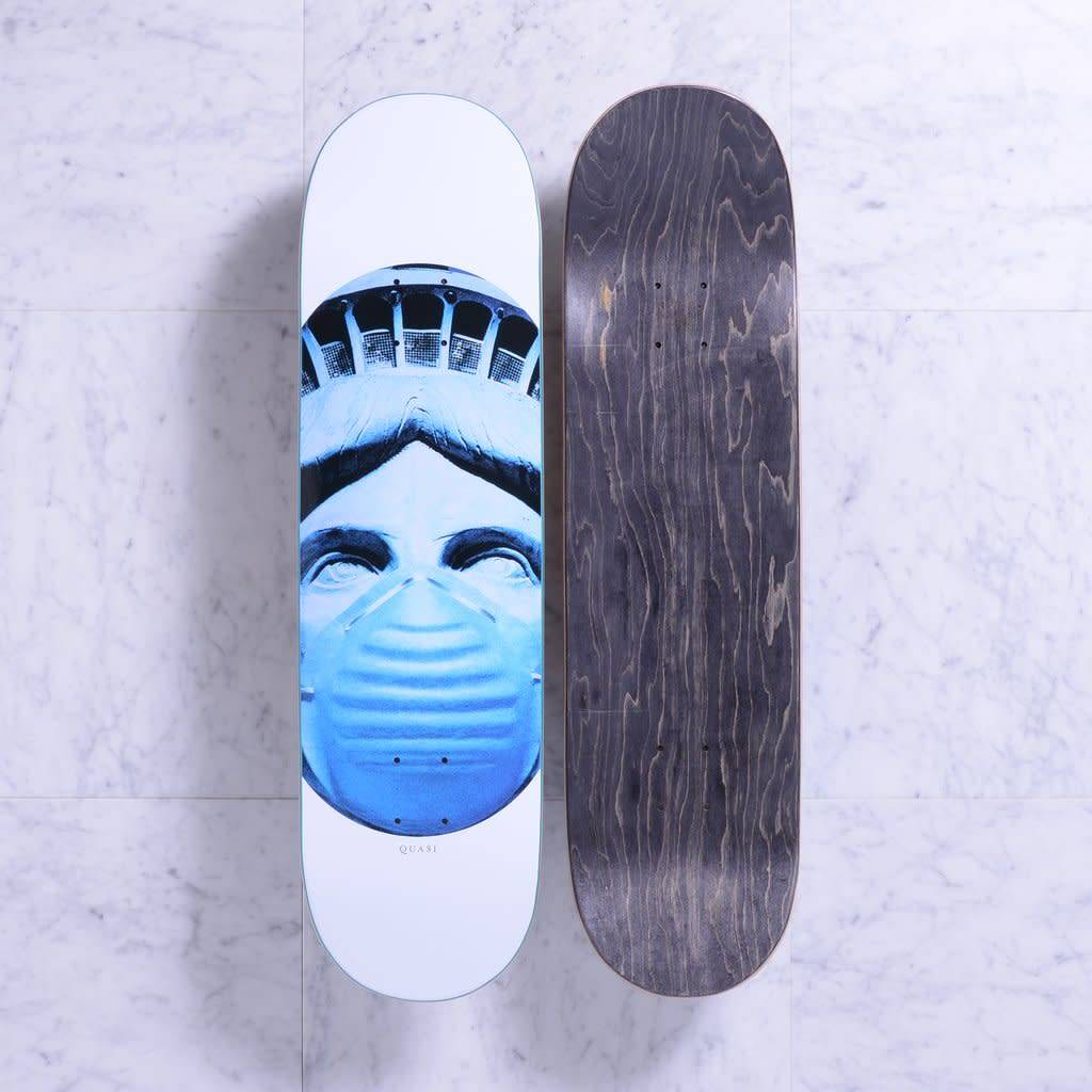 Quasi Skateboards Air 8.375 White