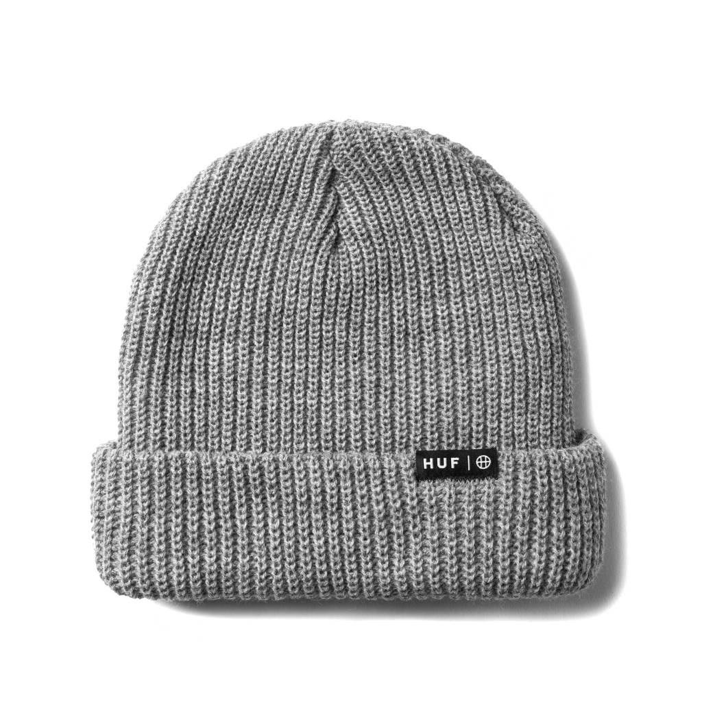 HUF Usual Beanie Grey Heather