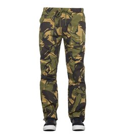 HUF Neo Camo Easy Pant Olive
