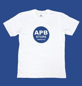 APB Skateshop APB Store White