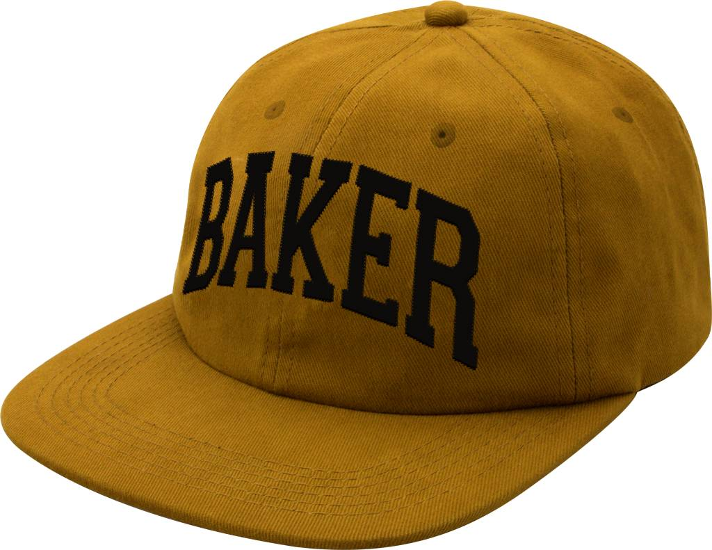 Baker Skateboards Lakeland Wheat Strapback