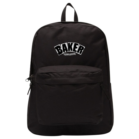 Baker Skateboards Arch Black Backpack