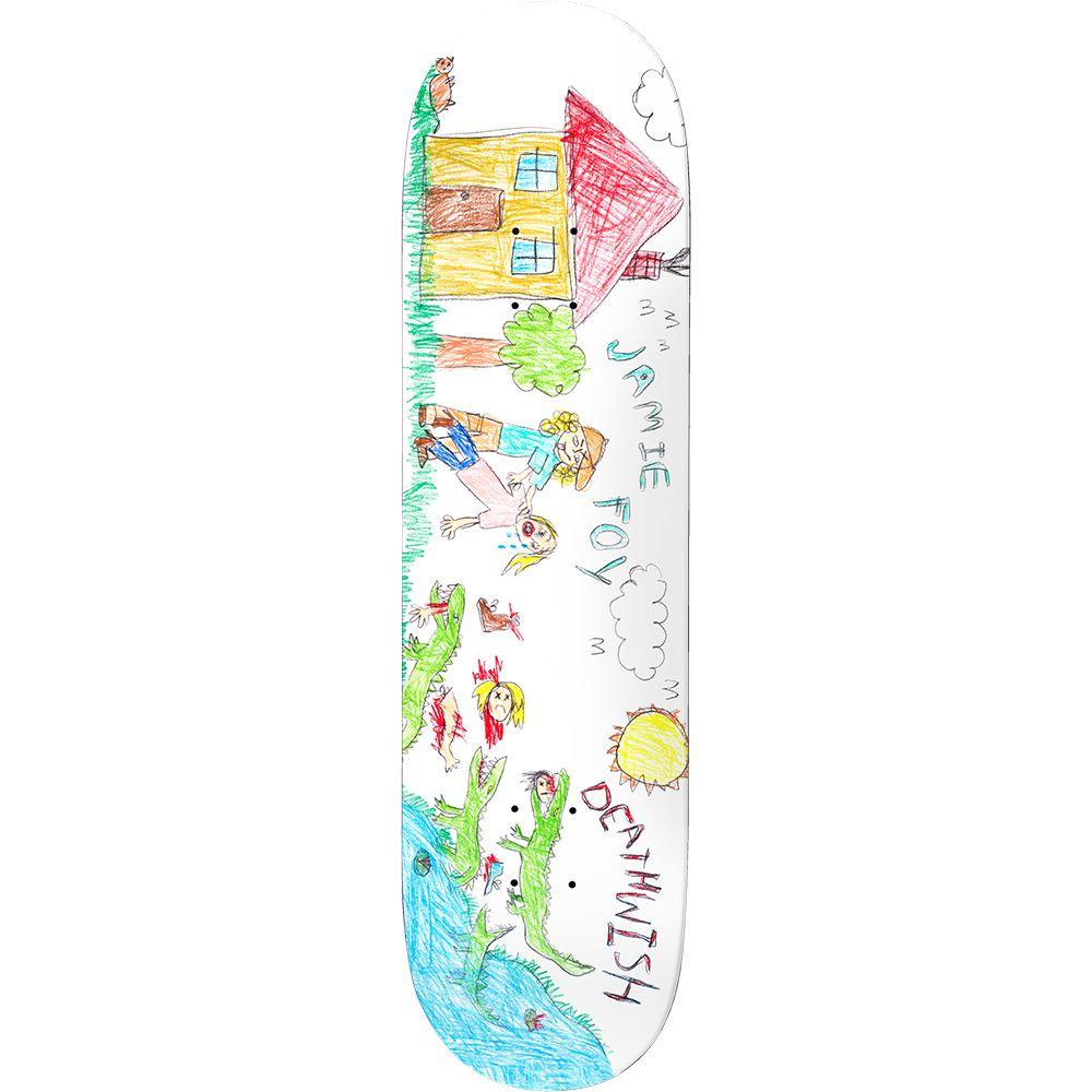 """Deathwish Skateboards Kindergarden JF 8.5"""""""