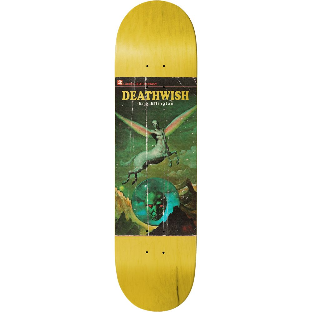 "Deathwish Skateboards Beyond EE 8.38"""