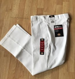 99cda792c6be Dickies Original 874 Work Pant White