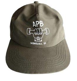 APB Skateshop APB Truckah Hat Olive 1ac134cf961