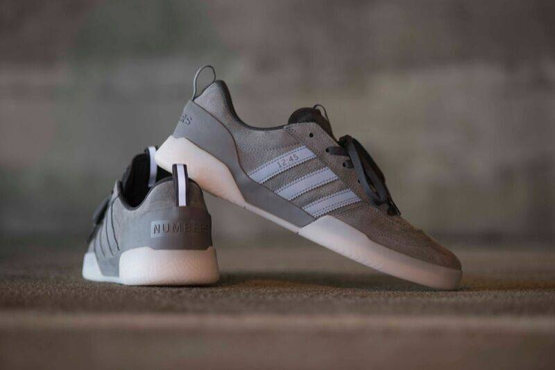 info for 1f393 cf8fc Adidas City Cup x Numbers Grey Carbon ...