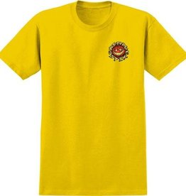Anti Hero Grimple Stix Yellow Red Blue Tee