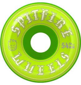 Spitfire Wheels Spitfire Classic Old English Green 54