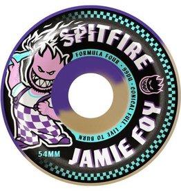 Spitfire Wheels Spitfire F4 99d Foy Conical Full Purple Swirl