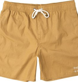 RVCA Horton Elastic Short Apple Cinnamon