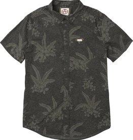 0f434168d09ab RVCA Reynolds Hawaiian S S Black