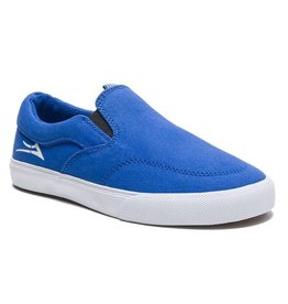 Lakai Owen Kids Blue/White Canvas