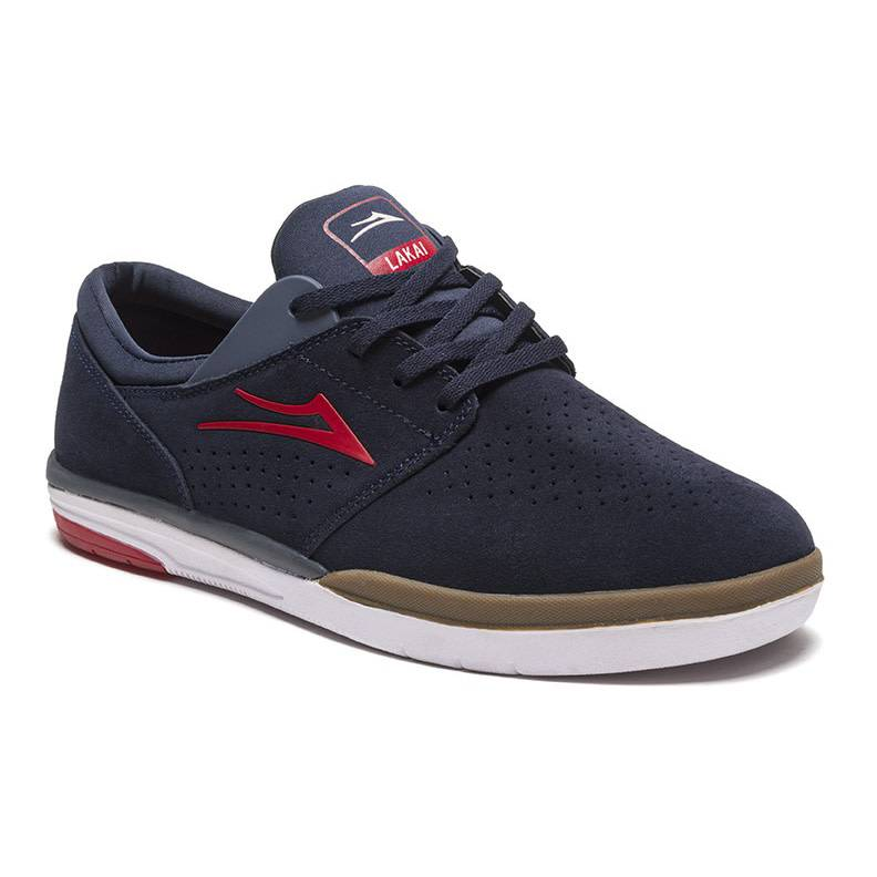 Lakai Fremont Navy/Red