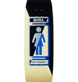 """Girl Skateboard Company 93 Til Kennedy Phawt 9.125"""""""