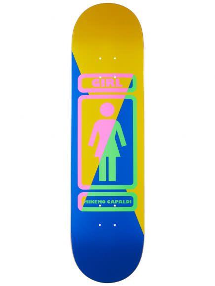"Girl Skateboard Company 93 Til Mike Mo 8.125"""