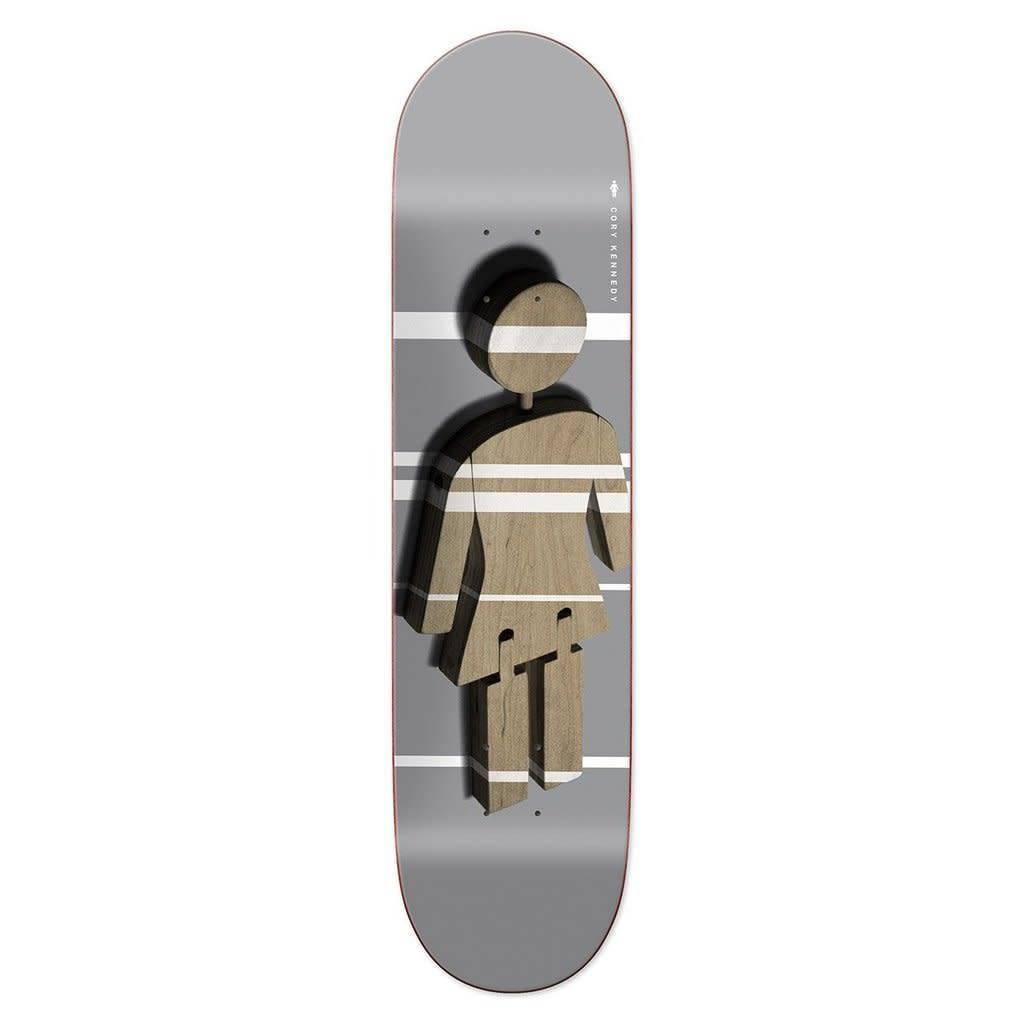 """Girl Skateboard Company Shutter OG Kennedy 8.375"""""""