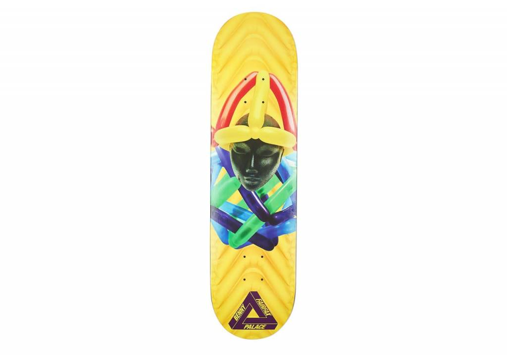 Palace Skateboards Fairfax Pro S13 8.06