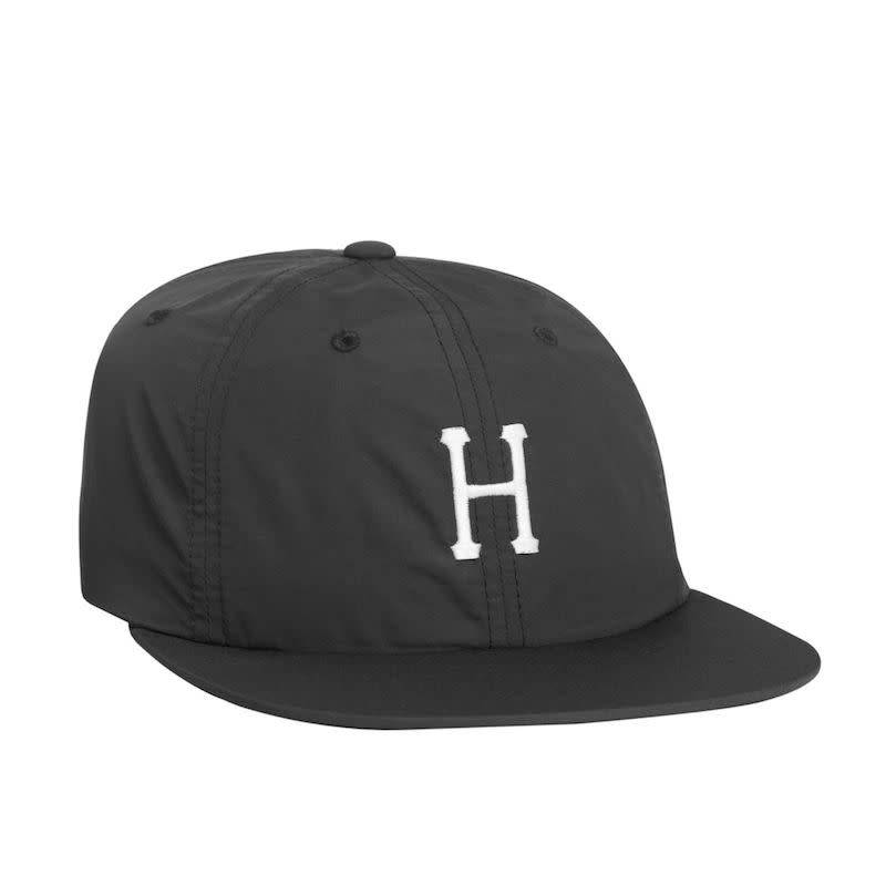 HUF Pocket Classic H 6 Panel Black