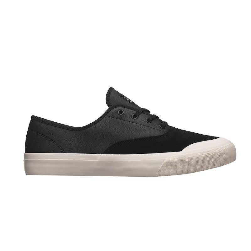 HUF Cromer Black Suede/Leather