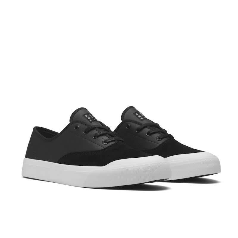 HUF Cromer Black Suede/Leather