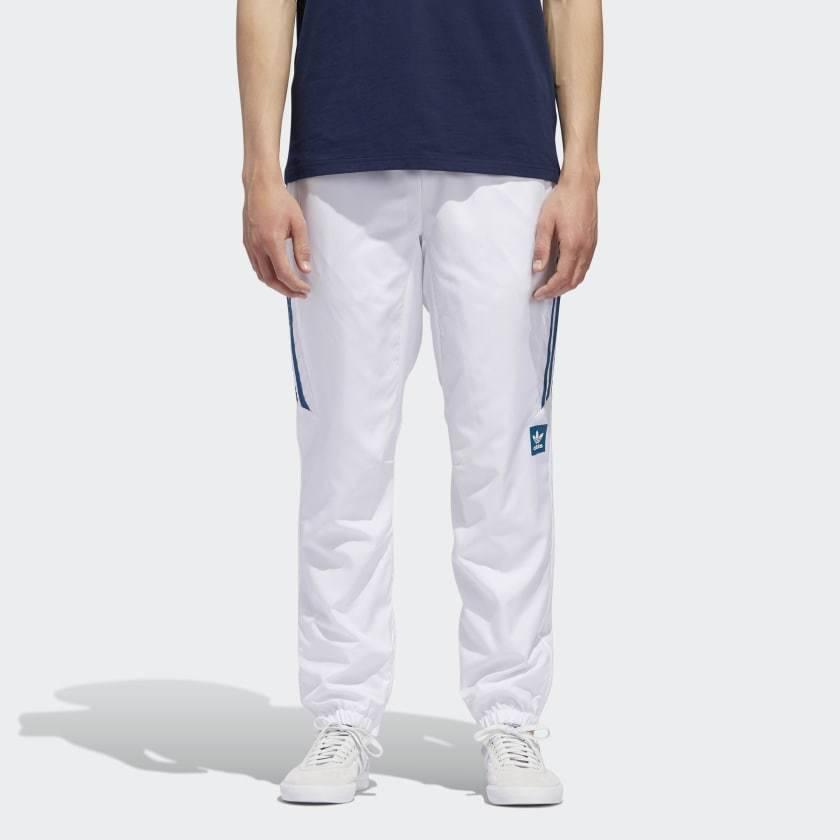 Adidas Adidas Classic Track Pant White/Teal