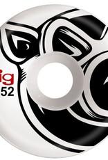 Pig Wheels Pig Head C-Line 52mm