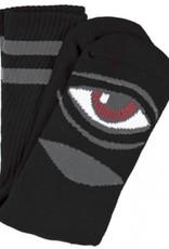 Toy Machine Sect Eye Sock Black