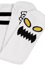 Toy Machine Monster Face Sock White