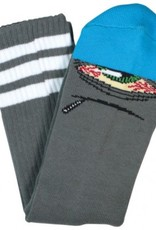 Toy Machine Stoner Sect Sock Grey