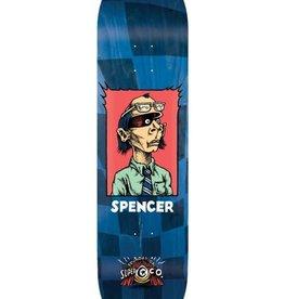 """Foundation Skateboards Spencer Stranger 8.25"""""""