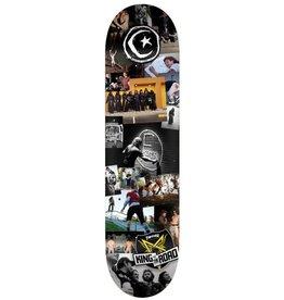 """Foundation Skateboards Star & Moon KOTR 8.5"""""""