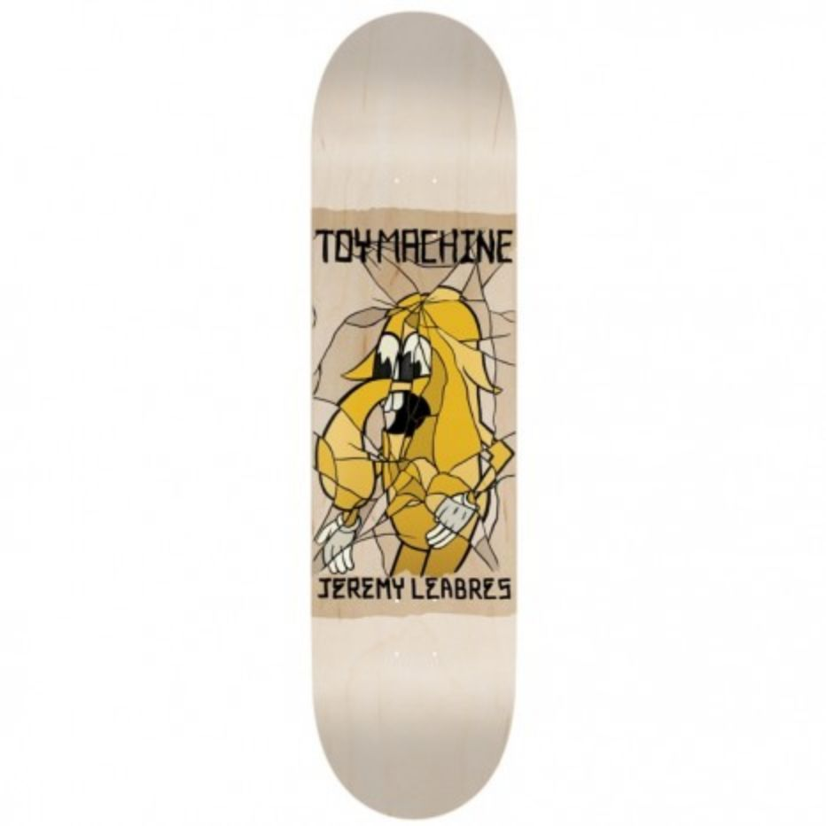 Toy Machine Leabres Broken 8.5""