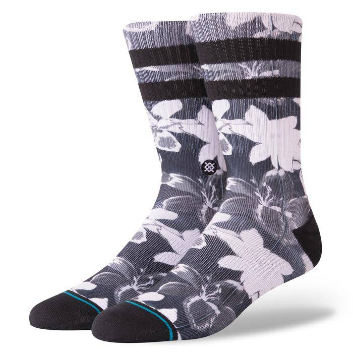 Stance Socks Lilly Black Large