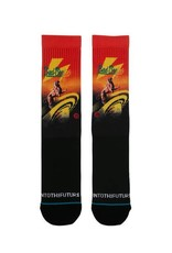 Stance Socks Into The Future Black Large