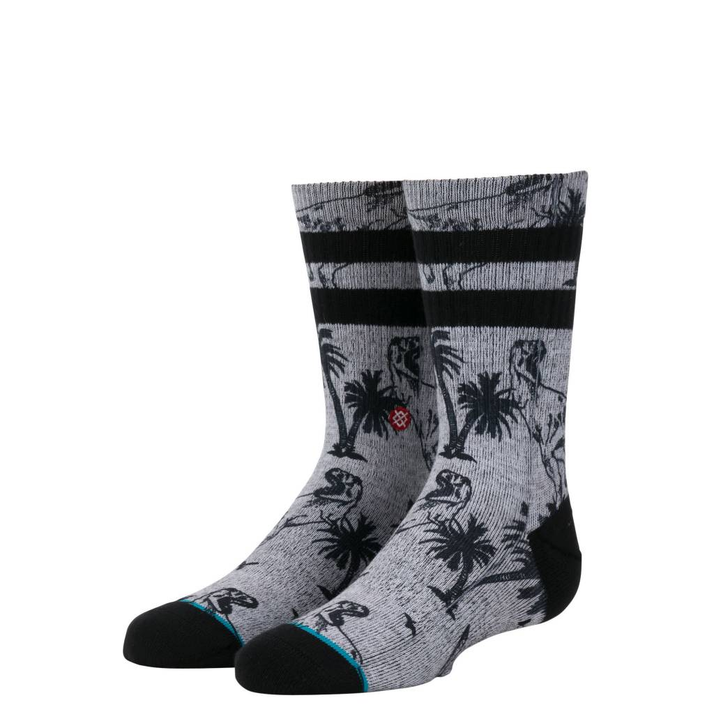 Stance Socks Skate For Your Life Grey Boys Large