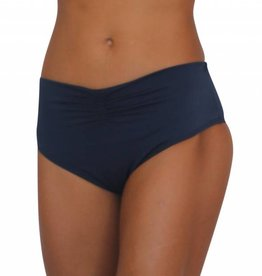 Pualani Full Bottom Navy Solid
