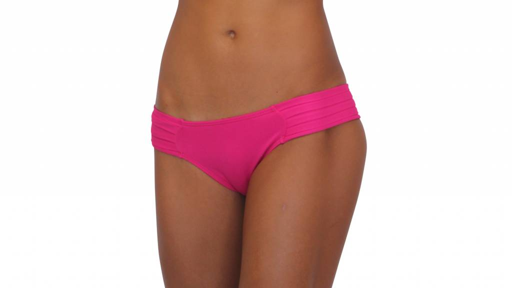 Pualani Love Without The Handles Fuschia Solid