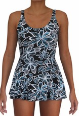 Pualani Tank One Piece Lotus